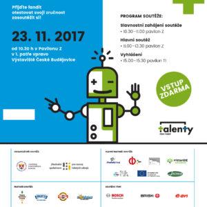 Technicky nadané talenty představí soutěž Talenty pro firmy