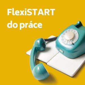 FlexiSTART do práce