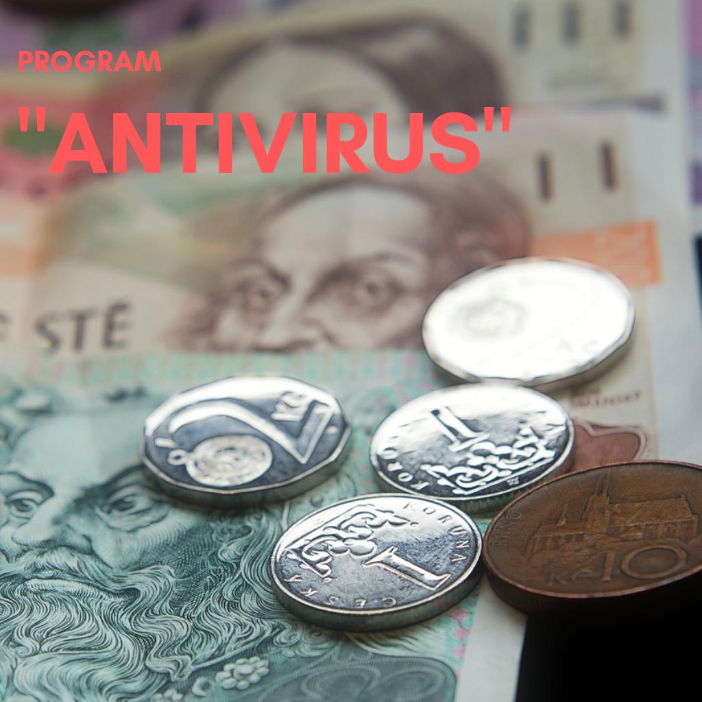 """Program """"Antivirus"""" pomůže udržet pracovní místa"""