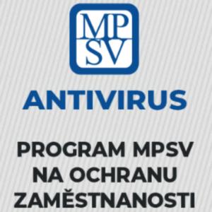 Program Antivirus začíná dnes. Máme pro Vás návod.