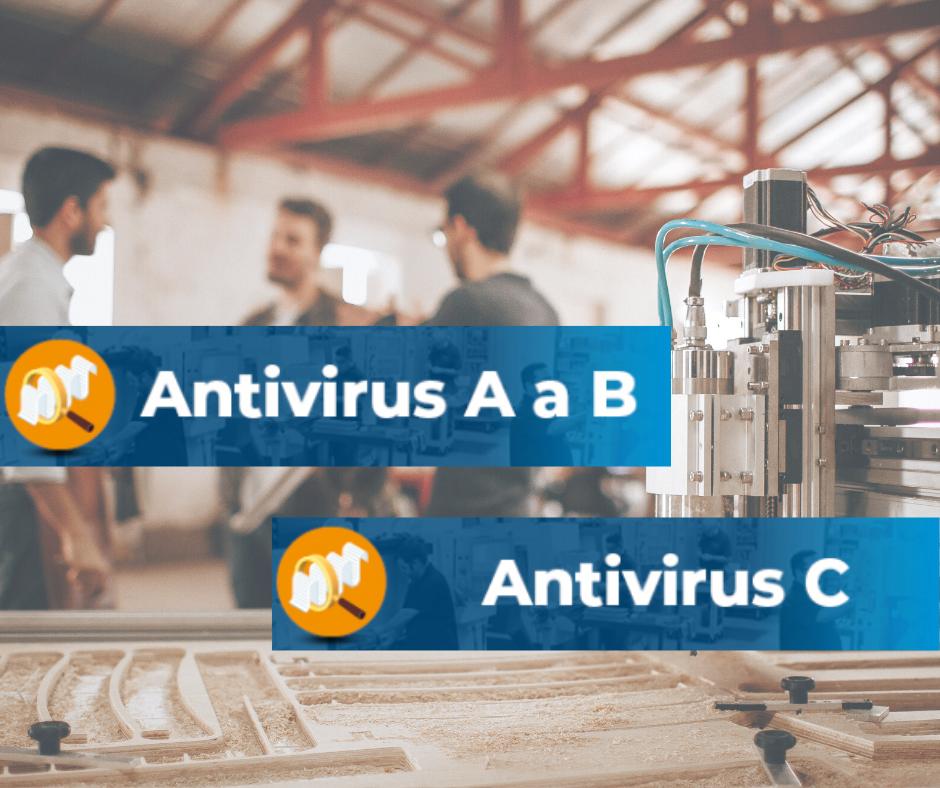 Program ANTIVIRUS A, B, C – přehled do 31. 8. 2020